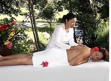 Massage at Valle Escondido Resort and Spa